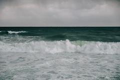 Waves (jdelrivero) Tags: gorrondatxe mar paisaje geologia sunset rocas costa elementos olas provincia atardecer bizkaia playa geology beach elements landscape puestadesol sea guecho euskadi españa es