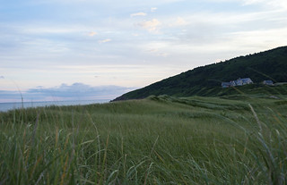 Behind The Dunes of MacLeod's Beach