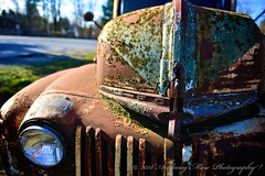 Rusting Ford One Ton (anthonymaw) Tags: ford historic relic truck ca