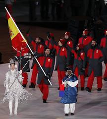 Ceremonia De Inauguracion PyeongChang 2018 41