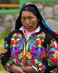 Amantani's woman (luisalbertohm) Tags: peru peruvian puno color colorful photo photography foto fotografia tourism trip travel travelling viaje ocio turismo