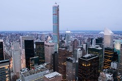 432 Park Avenue (jed52400) Tags: 432parkavenue manhattan newyork nyc newyorkcity usa eastriver buildings skyscrapers city hustleandbustle ambientlights urban