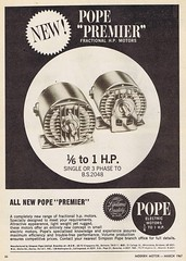 Pope Premier 1967 (Runabout63) Tags: pope premier electric motor
