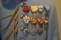 French Medals (ROCKINRODDY93) Tags: paris france europe museum war invalides musee armee