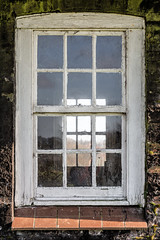 Windows (Jez22) Tags: window architecture old wooden frame grunge exterior traditional white glass windows view aged pane closed copyright jeremysage kent england closeup weathered