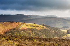 Bamford Moor (matrobinsonphoto) Tags: bamford edge moor peak district derbyshire south yorkshire higger tor stanage carhead rocks carrhead car carr head valley hope hills hill landscape outdoors road nature natural golden hour light sunset sunlight sun heather clouds cloudy sheffield view scenic scenery uk national park