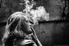 smoking (Jan Jungerius) Tags: mann man rook rauch smoke smoking rauchen zigarette sigaret cigaret schwarzweis zwartwit noiretblanc blackandwhite blackwhite nikond750 tamronsp2470mm porträt portrait portret delasloods