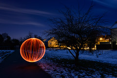 Found the Orb..... (kanaristm) Tags: orb woody allen orbs lightpainting lightpaintingbrushes light painting orange sphere nikon d800e 1424mm f28 1424mmf28g longexposure lowlight bluehour kanaris kanarist kanaristm tkanaris tmkanaris copyright2018tmkanaris copyright2018kanaristm tmks tmk lpb