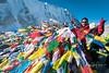 The Flags of Larky-La Pass (Kelsie DiPerna) Tags: manaslu circuit manaslucircuit tsumvalley nepal trekking himalayas outdoors frozen landscape snow mountain mountains highaltitude extreme hiking prayer flags larkylapass portrait