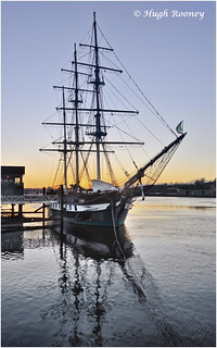 Ireland - Co.Wexford - New Ross - Dunbrody Famine Ship