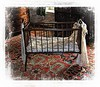Awaiting the Baby (Audrey A Jackson) Tags: canon60d hanbury hall history bedroom cot furniture carpet clothes