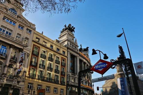 Metro Sevilla, Madrid2