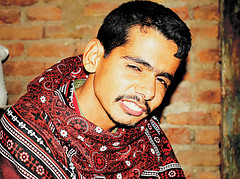 Nasir Ahmed (tariqkhajar) Tags: street photo photography nikon portrait imtiaz khajar sindh sind larkana larkano sindhi pakistan caltural ajrak