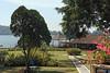 Garden of Pura Ulun Danu temple (EduardMarmet) Tags: bedugul bali indonesien idn
