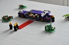 Limousine (Daniel..75) Tags: car voiture lego ferrari porsche speed wallpaper base tuning star wars moc photo sport berline 4x4 luxe paysage art creation