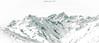 Surreal Snow (Frédéric Fossard) Tags: landscape mountain art surréaliste texture painting dessin esquisse peinture monochrome neige alpes savoie snowcapped snow vallée vallon combe valley mountainridge mountainrange mountainpeaks picdemontagne blanc vert white green belledonne maurienne