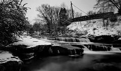 Reedy River (ArmyJacket) Tags: greenville greenvillesc southcarolina fallspark reedyriver river water snow winter outdoors park city