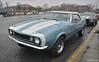 1967 Chevrolet Camaro SS cabriolet 327 (pontfire) Tags: 1967 chevrolet camaro ss cabriolet 327 67 v8 la traversée de paris 2018 latraverséedeparishivernale2018 hivernale