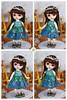 Handmade Embroidered Dresses (Ylang Garden) Tags: handmade dress embroidered latiyellow pukifee