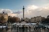 Trafalgar Square (dprezat) Tags: trafalgar square london londres city westminster colonne monument place urban nikond800 nikon d800