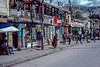 Main Street, Leh Ladakh.India (DP the snapper) Tags: ladakh flags indiasundry kidderminsterctc cycletour himalayas petecroftstours signs shops leh