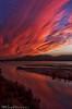 Fiery clouds (Jokermanssx) Tags: clouds fiery sunset tramonto fiamme fuoco stagno di santa gilla capoterra sardegna cagliari