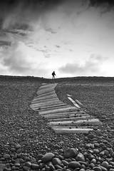 Conquered (Livesurfcams) Tags: slipway path explorer devon fuji x100t pebbles