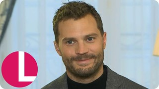 Jamie Dornan's Wife Still Hasn't Seen Any of the 'Fifty Shades' Films! | Lorraine