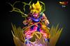 Dragon Ball - Dramatic Showcase - Awaken SSJ Goku Reboot-4 (michaelc1184) Tags: dragonball dragonballz dragonballgt dragonballsuper saiyan ssj goku anime manga figure toy bandai banpresto