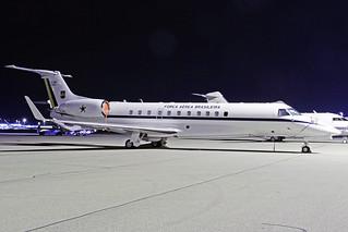 Forca Aerea Brasileira Embraer VC-99B 2585 ZRH 25-01-18