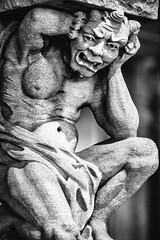 Hard to Say Just How I Felt (Thomas Hawk) Tags: america citymuseum citymuseumstlouis missouri stlouis usa unitedstates unitedstatesofamerica gargoyle sculpture us fav10 fav25