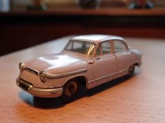Panhard PL17 Dinky Toys 1/43 (Jack 1954) Tags: miniature car ancêtre old panhard