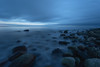 This is the Sea (Normann Photography) Tags: leefilters lilleafrika ndfilter ringshaugbukta ringshaugholmen thewaterboys tønsberg blue bluehour dusk lighthunting littlestopper pebbles rockyseascape sea seascape seasons shore thisisthesea winter vestfold norway no