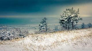 Winter at Ogosta Reservoir 2