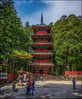 Five Story Pagoda (Martin Smith - Having the Time of my Life) Tags: fivestorypagoda nikko japan gojunoto pagoda japan2016 martinsmith ©martinsmith nikond750 nikkor2485mmf3545gedvr nikcolorefex travel nikkōshi tochigiken jp toshogu shrine nikkotoshogushrine