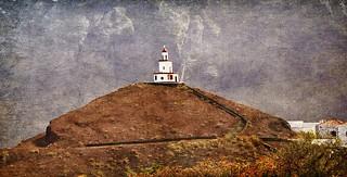 Ruta en la Isla de El Hierro. Reserva de la Biosfera. UNESCO