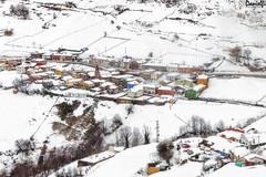 Pajares - Payares (danielfi) Tags: pajares payares asturias asturies pueblo village invierno winter nieve snow ngc paisaje landscape