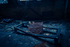 Abandoned Mosheim School (KathieSees) Tags: abandoned decay ruins ghosttown mosheim tx texas rural graffiti school bosque county