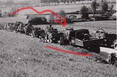 fordv8umbauir24pak (R58c) Tags: pkw kfz auto fahrzeug car wehrmacht frankreich france 1940 ww2 2wk military vehicle afv softskin ford v8 umbau umbauwagen pritsche
