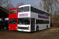 IMGP8157 (Steve Guess) Tags: surrey england gb uk bus dms damlier fleetline leyland olympian n350hgk mlh455l