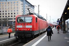 Frankfurt Hbf (Bixibahn) Tags: frankfurt hauptbahnhof hbf am main zug train eisenbahn bahnhof station railway germany deutsche bahn baureihe143