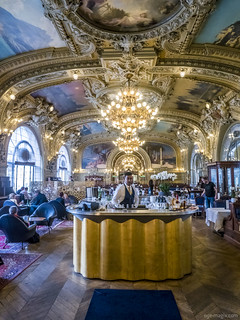 Le Train Bleu (3), Paris