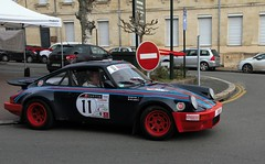 #11 Porsche 911 CARRERA RS (kinsarvik) Tags: castillonlabataille gironde bordeauxaquitaineclassic rallye rally
