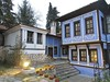 Stepan Hindliyan House, Old Town, Plovdiv, Bulgaria (Paul McClure DC) Tags: plovdiv bulgaria balkans feb2018 пловдив българия historic architecture