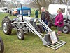 163 Ferguson TEF20 Tractor (1952) (robertknight16) Tags: ferguson british 1950s tractor masseyferguson weston 532xus