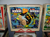 Outer Space (scottamus) Tags: pinball machine game table arcade backbox backglass translite art artwork design graphics display outerspace gottlieb 1972