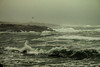 Stormy Day (langdon10) Tags: atlanticocean canada canon70d lighthouse novascotia peggyscove shoreline storm surf ocean outdoors waves winter