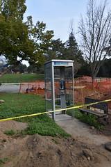 DSC_4431 (earthdog) Tags: 2018 needstags needstitle nikon d5600 nikond5600 18300mmf3563 phone payphone phonebooth losgatos losgatoscreektrail