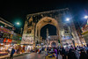 The Charminar (Four Minarets) (Ismail Ben Ibrahim) Tags: mosque sultan india hyderabad fourminerets charminar