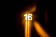 20180118-082 (sulamith.sallmann) Tags: 16 zeichen blur effect effekt filter folie folientechnik hausnummer licht lichtstrahlen light nacht nachtaufnahme nachts night nightshot numbers nummer signs symbol unscharf zahlen berlin deutschland deu sulamithsallmann sechszehn ziffer number